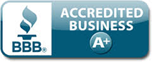 Highly Rated By Better Business Bureau